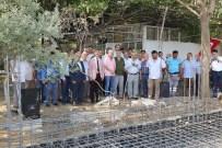 Keresteciler Sitesi Camii'nin Temeli Atıldı