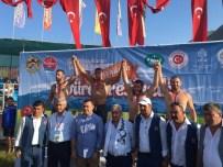 MUSTAFA ARSLAN - Kırkpınar'ın Ardından İlk Güreşlerde Madalyalar Geldi