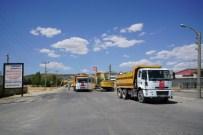 KARAALI - Petrol Caddesinde Asfalt Öncesi Hazırlıklara Başlandı
