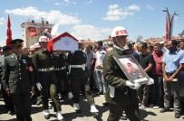 AKIF PEKTAŞ - Şehit Jandarma Er Son Yolculuğuna Uğurlandı