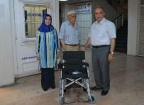 YÜRÜME ENGELLİ - Tekerlekli Sandalyeler İhtiyaç Sahiplerine Ulaştırılıyor