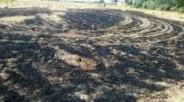 ATALAN - Van'da Tarla Yangını