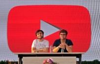 ÜNLÜLER - Youtube Fenomenleri EXPO 2016'Da