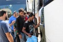 İSTANKÖY - 239 Kaçak Mülteci Yakalandı