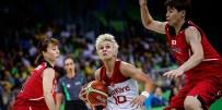BIRSEL VARDARLı - A Milli Kadın Basketbol Takımı İlk Galibiyetini Aldı