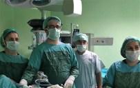 HASAN ÇALıŞ - Ahi Evran Üniversitesi Eğitim Ve Araştırma Hastanesinde Kapalı Yöntemle Reflü Ameliyatı Yapıldı
