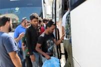 İSTANKÖY - Bodrum'da 239 Kaçak Mülteci Yakalandı