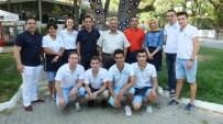 Burhaniye'de Kampüs Sahil Kafe Yoğun İlgi Gördü