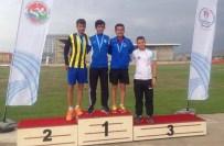 KAĞıTSPOR - Büyükşehir'in Genç Atletleri Finale Kaldı
