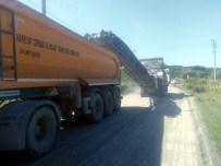 KANDIRA CEZAEVİ - Büyükşehir, Kandıra'nın Köy Yollarında Çalışma Başlattı
