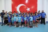 ZEKİ BULUT - Büyükşehirli Masa Tenisçiler, Ortak Çalışmada Buluştu