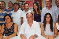 ALİ GÜVEN - CHP İzmir İl Başkanı Asuman Ali Güven Oldu