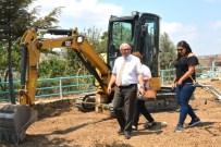 OĞUZ GÜNDOĞDU - Deprem Parkı Açılıyor