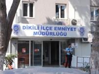 Dikili'de FETÖ Şüphesiyle 22 Kişi Gözaltına Alındı