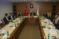 GİRESUN VALİSİ - DOKA Yönetim Kurulu Toplantısı Trabzon'da Yapıldı