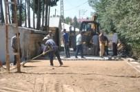 ZİYA GÖKALP - Erciş Belediyesi'nden Hummalı Çalışma