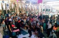 CEZAEVİ MÜDÜRÜ - Gençlik Ve Spor Konfederasyonu 40 Çocuğun İhtiyaçlarını Karşıladı