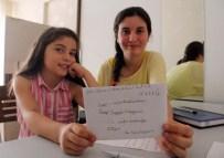 YALIN - İki Kız Kardeş, Cumhurbaşkanı Erdoğan'a Şiir Yazdı