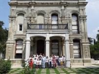Kartepe Bilgi Evi Öğrencileri, Tarihi Yerleri Ziyaret Etti