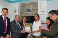 FATIH ÜRKMEZER - Ortaca'da Şehit Ailesine Şehadet Belgesi Verildi