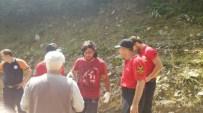 KILIMLI - Uludağ'da Kaybolan İki Genci JAK Kurtardı