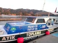TASARIM YARIŞMASI - Zen Pırlanta, 'Deniztemiz 3' Adlı Atık Toplama Teknesinin Sponsoru Oldu