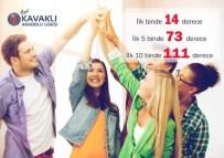 KAVAKLı - 2016 LYS'de Kavaklı Anadolu Lisesi Damgası