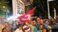 TALHA UĞURLUEL - Altınova'da Demokrasi Coşkusu