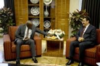 GÜNEY AFRIKA CUMHURIYETI - Bakan Tüfenkci'den Büyükelçi'ye Malatya Kayısısı