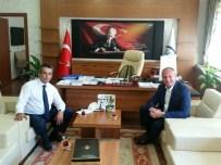 BÜROKRASI - Başkan Keleş,Ankara'da Temaslarda Bulunuyor