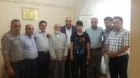 CUNTA - Bitlis Platformu'ndan Şehit Ailesine Taziye Ziyareti