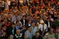 Bolu'da Demokrasi Nöbeti Binlerce Kişinin Katılımıyla Sona Erdi