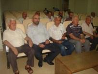 AHMET TÜRK - Çatalzeytin'de Meslek Yüksekokulu Toplantısı Yapıldı