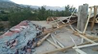 OKUL BİNASI - Çatısı Uçan Okulun Yerine Yeni Okul Planlanıyor