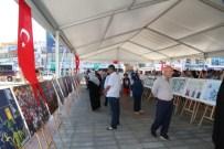 ÇEKMEKÖY BELEDİYESİ - Çekmeköy'de '15 Temmuz Milli Direniş' Sergisi Açıldı
