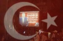 HASAN ÇAKMAK - Çorum'da Demokrasi Nöbetlerine Ara Verildi