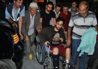 ÇAĞATAY HALIM - Demokrasi Gazisi Polis Hemşehrilerini Ağlattı