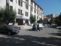 MESUT ÖZAKCAN - Efeler Belediyesi Kamu Kurumlarının Bahçelerini Düzenledi