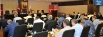 MEHMET ŞİMŞEK - GSO Meclis Toplantısı Yapıldı