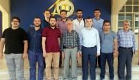 OSMAN GÜL - İDSB Gençlik Kurulu'ndan İhlas Vakfı'na Ziyaret