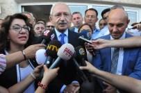 ALAATTİN YÜKSEL - Kılıçdaroğlu'nun Programında Kocaoğlu, Yüksel Ve Güven Eksikliği