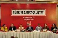 OYUNCULAR SENDİKASI - Kılıçdaroğlu Sanatçılarla Bir Araya Geldi