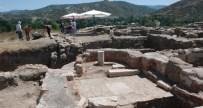 ROMA İMPARATORLUĞU - Komana Antik Kenti'nde Kazı Çalışmaları Devam Ediyor