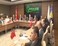 MASLAK - Kulüpler Birliği Toplantısı Başadı
