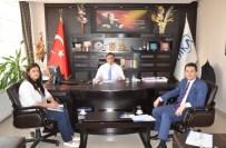 ŞAKIR ÖNER ÖZTÜRK - Mardin'de Genç Girişimcilik Merkezi Kuruluyor