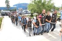 Milas'ta FETÖ Operasyonunda 24 Tutuklama