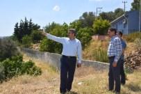 KAVACıK - Nazilli'de Hizmetlerin Kontrol Ve İncelemeleri Devam Ediyor