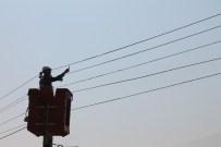 ELEKTRİK DAĞITIMI - Rekor Elektrik Tüketimine Karşı UEDAŞ 7/24 Sahada