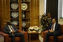 GÜNEY AFRIKA CUMHURIYETI - 'Sadece Türkiye İçin Değil, Diğer Ülkeler İçin De Tehdit'