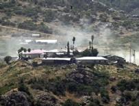 UMURLU - Şemdinli'de hudut bölüğüne saldırı